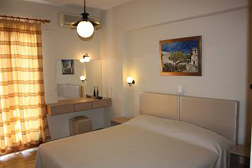 Studios Rooms Almare in Naxos Island Greece - Saint George Beach in Naxos Town